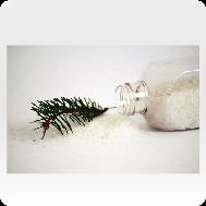Koupelová sůl